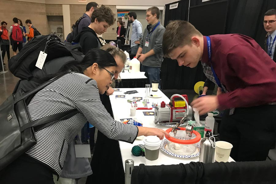 Plasma Science Expo 2018